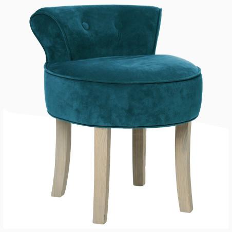 Fond de douche PVC Turquoise