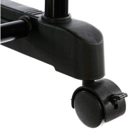B/équille de rangement pour v/élo /à double pied support de v/élo pliable r/églable pour v/élo de route 66 cm et plus pour v/élo de route